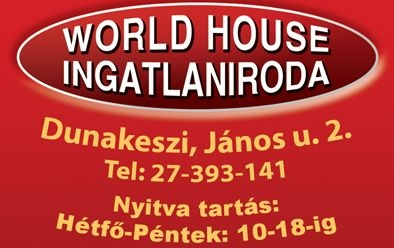 World House ingatlaniroda