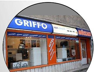 Griffo műszaki üzlet, Upc Direct hivatalos forgalmazó