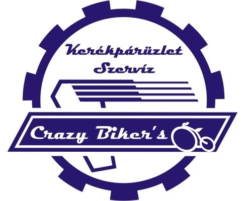 Crazy Bikers Kerékpárbolt és Szerviz
