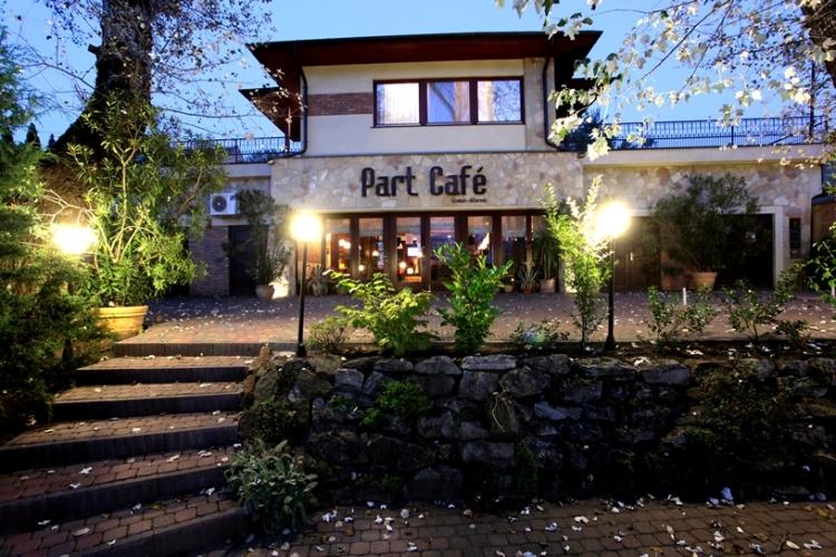 Part Café és Panzió
