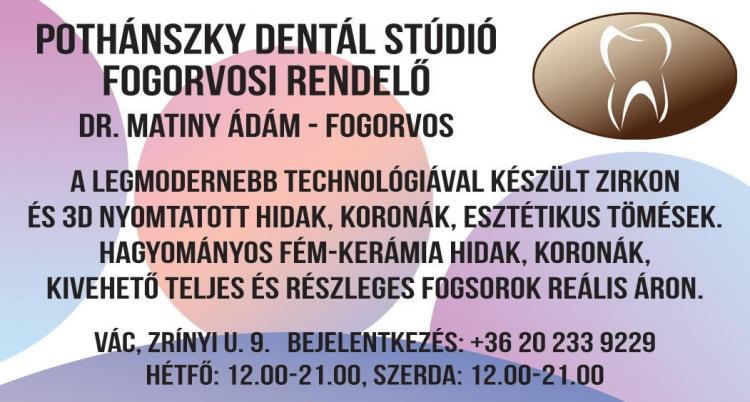 Pothánszky Dentál Stúdió